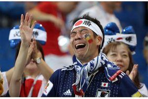 Nhật Bản suýt làm nên điều thần kỳ trước Bỉ tại World Cup 2018