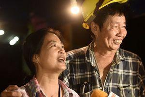 9 ngày căng thẳng chạy đua giải cứu đội bóng thiếu nhi Thái Lan