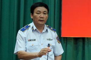 Bộ Quốc phòng nói gì về tin tàu hải cảnh Trung Quốc trang bị pháo 76 ly?