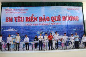 Mô hình 'Cảnh sát biển đồng hành với ngư dân': Điểm tựa vững chắc cho ngư dân vươn khơi
