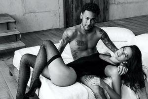 Bộ sưu tập người tình nóng bỏng của ngôi sao World Cup Neymar