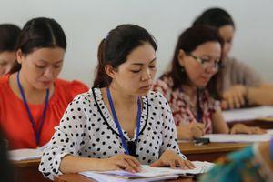 Điểm thi Văn THPT quốc gia 2018: Nhiều bài thi bỏ giấy trắng