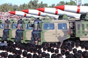 Mỹ ước tính kho vũ khí hạt nhân của Trung Quốc
