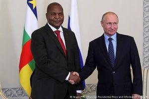 Nga tăng cường xây dựng mối quan hệ quân sự với châu Phi