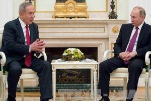 Thủ tướng Israel Netanyahu có kế hoạch gặp Tổng thống Nga Putin