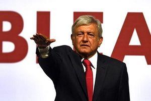 Tổng tuyển cử Mexico: Liên minh thắng cử giành đa số ghế ở Quốc hội