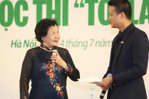 Tác giả đoạt giải 'Tôi là ND 4.0' dành tiền thưởng để mua báo cho nông dân