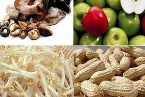 5 thực phẩm là khắc tinh của bệnh mỡ máu cao