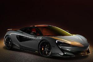 McLaren tạo dấu ấn với siêu xe 600LT