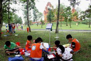 4 hoạt động cho trẻ em tại Làng Văn hóa, Du lịch các dân tộc Việt Nam
