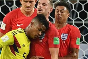 'Trận Anh – Colombia là ác mộng với mọi trọng tài'