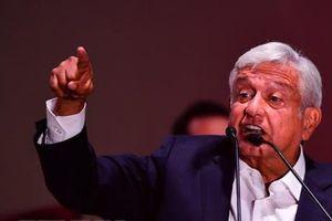 Giới chuyên gia: Tổng thống đắc cử Mexico đối mặt nhiều khó khăn