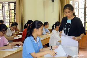 Trường THPT chuyên Phan Bội Châu công bố điểm chuẩn và danh sách trúng tuyển