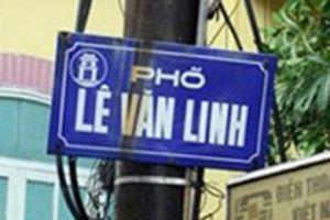 Văn thần Lê Văn Linh trong khởi nghĩa Lam Sơn