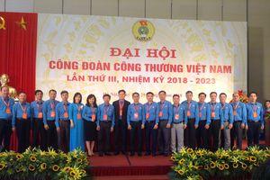 Chủ tịch Công đoàn TCT Thép Việt Nam: Tiếp tục được bầu là Ủy viên ban thường vụ Công đoàn Công Thương Việt Nam Ngày 28 – 29/6/2018, Công đoàn Công Thương Việt Nam đã tổ chức Đại hội lần thứ III, nhiệm kỳ 2018-2023. Chủ tịch Công đoàn Tổng công ty Thép Vi