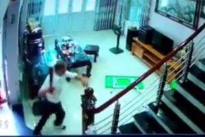 Trưởng phòng Y tế Cơ sở cai nghiện vác dao truy sát 3 người