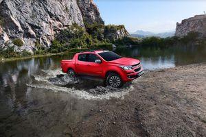 Chevrolet Colorado có thêm bản động cơ mới, giá từ 651 triệu đồng