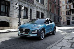 Hyundai Kona - đối thủ của Ford EcoSport, giá từ 26.000 USD