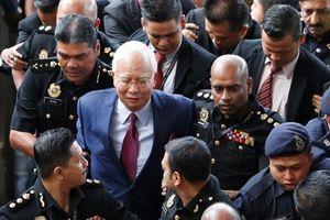 Cựu Thủ tướng Malaysia Najib Razak khẳng định vô tội trước tòa