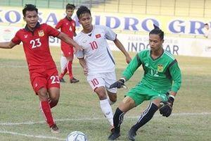 Thắng đậm U19 Lào 4-1, U19 Việt Nam chờ quyết đấu U19 Indonesia