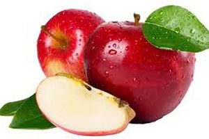 Mỗi ngày ăn 1 trái táo, mỡ máu giảm gần 50%