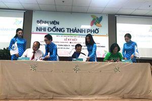 Ba Bệnh viện chuyên khoa Sản-Nhi hàng đầu ký kết hợp tác toàn diện