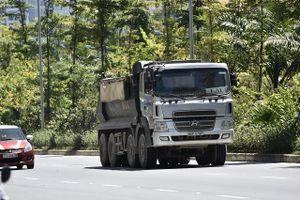 Xe tải 'có ngọn' vẫn tung hoành đường phố