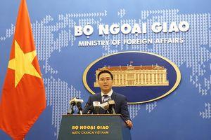 Đang xác minh thông tin vụ 41 người Việt Nam bị bắt giữ vì nhập cư trái phép ở Malaysia