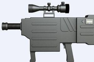 Súng laser Trung Quốc có thể đốt cháy mục tiêu cách cả cây số
