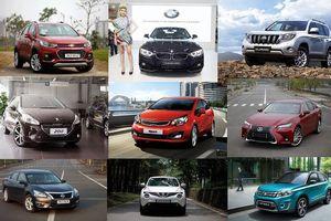 Gặp 'ải' khó, hàng loạt mẫu xe 'biến mất' khỏi thị trường Việt Nam