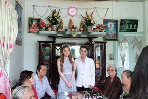 SaKa Trương Tuyền bí mật tổ chức 'Lễ ăn hỏi' với Khưu Huy Vũ tại quê nhà