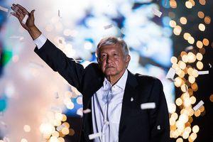 López Obrador: Người làm nên 'địa chấn' ở Mexico
