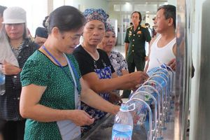 Bệnh viện trợ giúp bệnh nhân ứng phó nắng nóng gay gắt