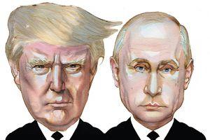 Gấu hay trẻ sơ sinh: 'cân đo' trước thượng đỉnh Nga-Mỹ