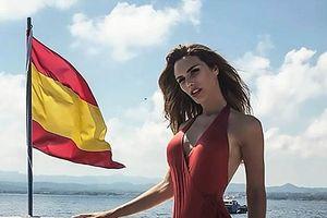 Hoa hậu hoàn vũ Tây Ban Nha là người chuyển giới