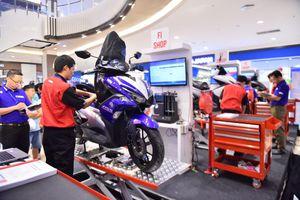 Kỹ thuật viên Yamaha tranh tài tại chung kết tay nghề toàn quốc