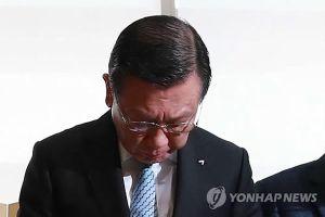 Chủ tịch Kumho Asiana xin lỗi vì sự cố chậm giao suất ăn