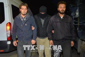 Thổ Nhĩ Kỳ bắt giữ 2 người Anh tuyên truyền khủng bố