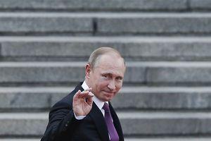 Tổng thống Putin giao số phận Iran ở Syria cho Mỹ định đoạt?