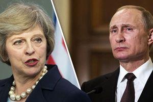 Quan hệ Nga - Anh lại 'căng như dây dàn' vì vụ đầu độc mới