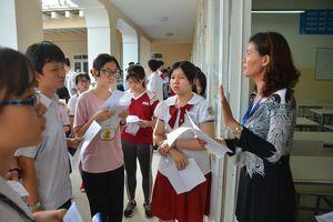 Đại học Quốc gia TP.HCM tổ chức kỳ thi đánh giá năng lực lần đầu tiên