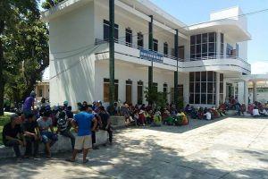 Vụ hỗ trợ thiệt hại sau bão số 12: Chủ tịch UBND tỉnh Khánh Hòa đối thoại với người dân