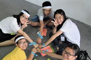 Học sinh THCS tự làm dự án về bình đẳng giới chỉ sau 3 ngày tham gia Trại hè TeenUp