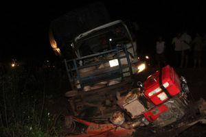 Vụ xe tải tông máy kéo: Nạn nhân đa phần trẻ em, phụ nữ