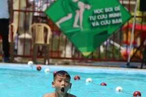12 'nguyên tắc vàng' bảo đảm an toàn cho trẻ khi bơi