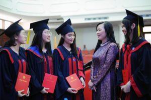 Các tân cử nhân với bước đi khởi nghiệp vững chắc sau khi tốt nghiệp