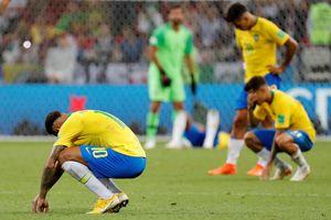 Brazil dừng bước ở World Cup 2018: Khi điệu Samba lỗi nhịp…