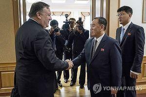 Ngoại trưởng Mỹ khẳng định 'đạt tiến triển' sau chuyến thăm Triều Tiên