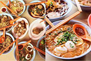 Ngay trung tâm thành phố thuộc hạng đắt đỏ nhất châu Á, có một quán mì ngon nổi tiếng mà giá rẻ bất ngờ