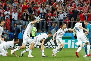Đội Nga vào tứ kết World Cup 2018: Sự đền bù của lịch sử